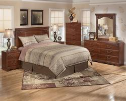 Treasureland Queen Bedroom Group