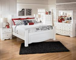 Weeki 3 Piece King Bedroom Group
