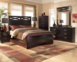 X-cess 4 Piece Bedroom Group