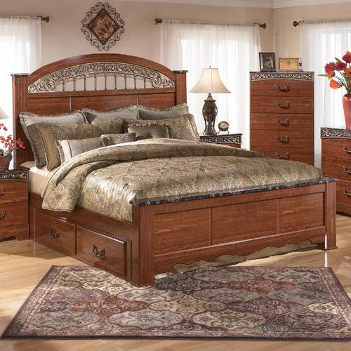 Ashley Furniture King Beds with Storage 500 x 500