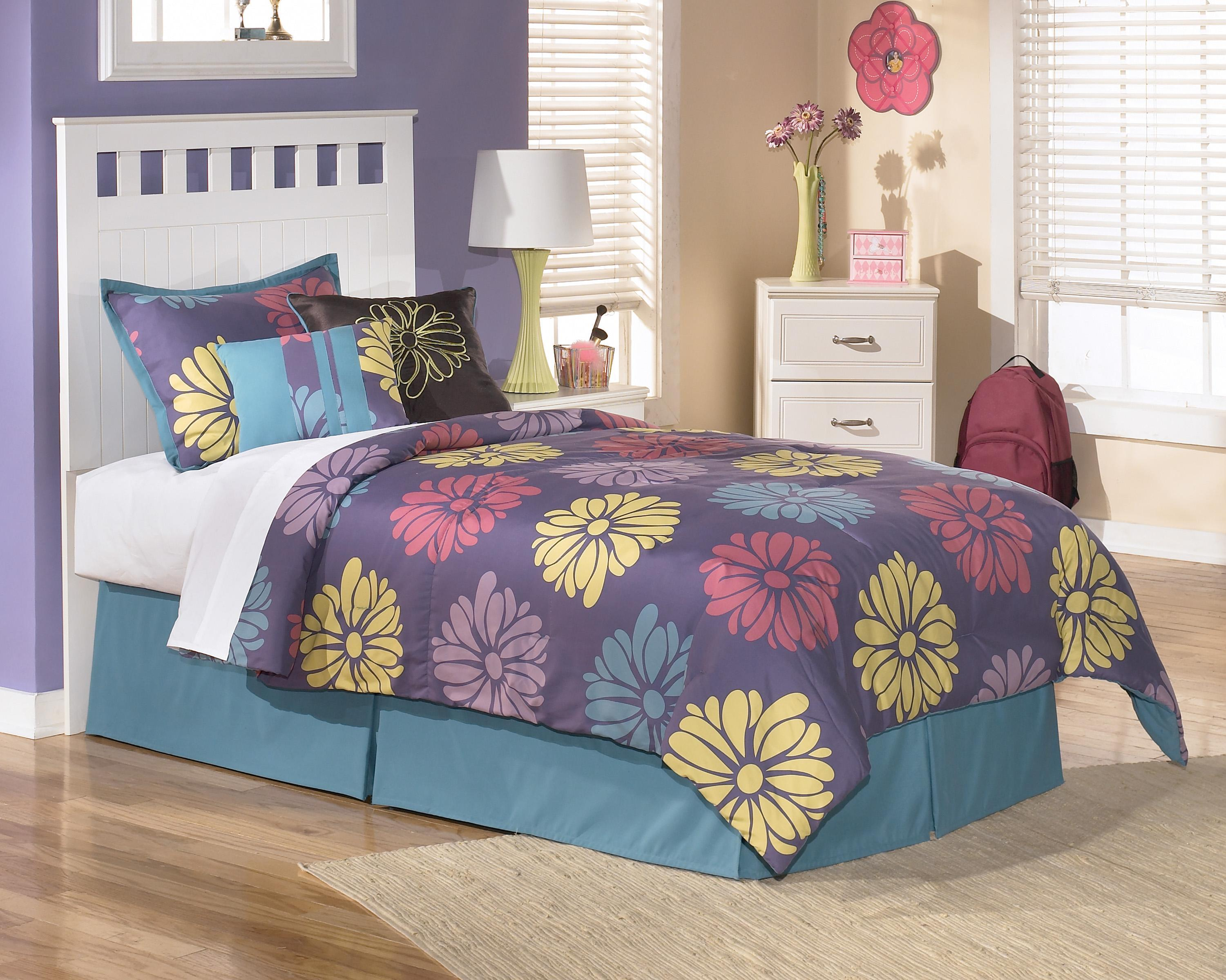 Group Signature Design By Ashley Cottage Retreat Full Bedroom Group Bed Mattress Sale