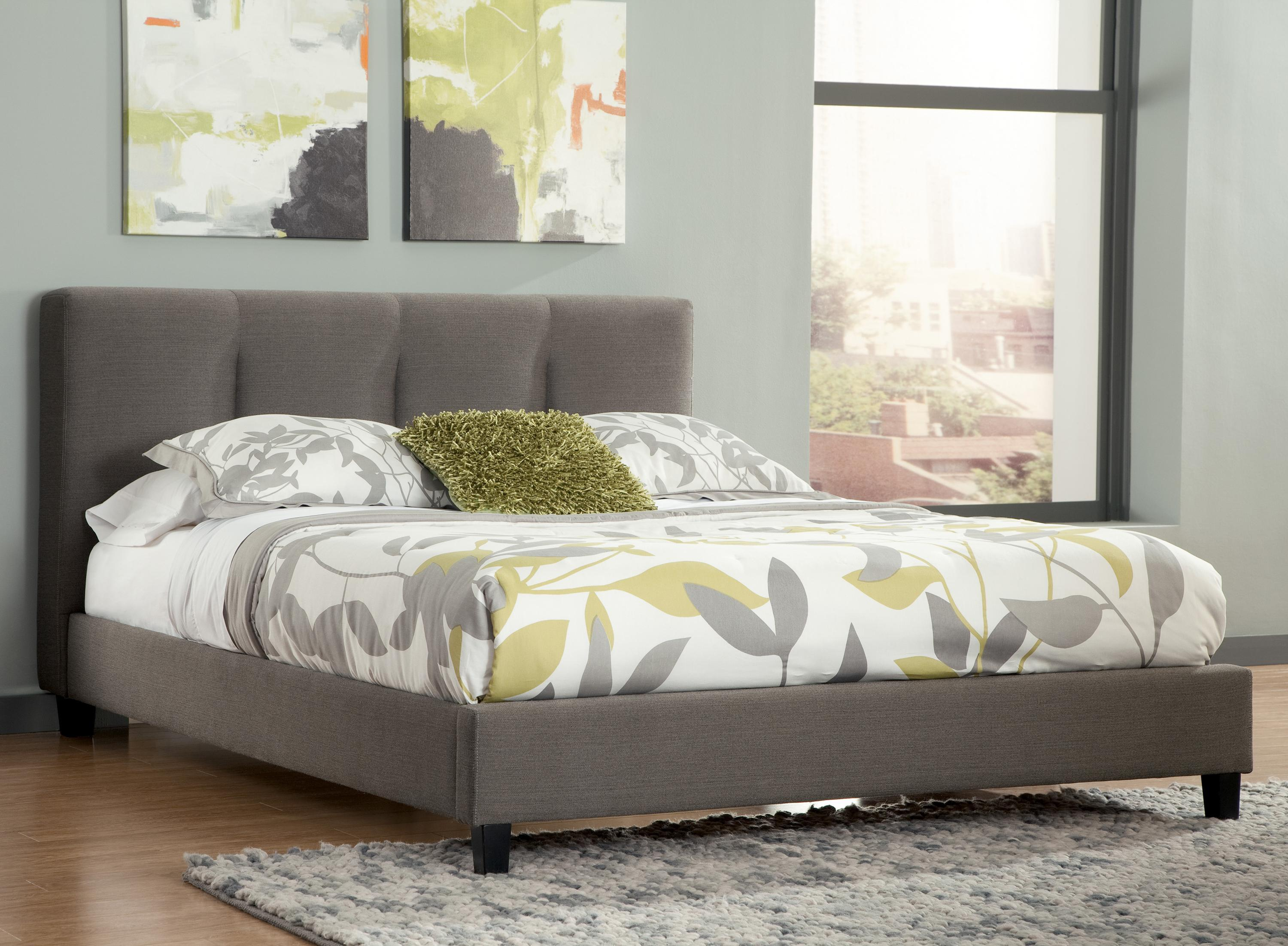 Ashley Furniture King Bed with Upholstered Headboard 3000 x 2204