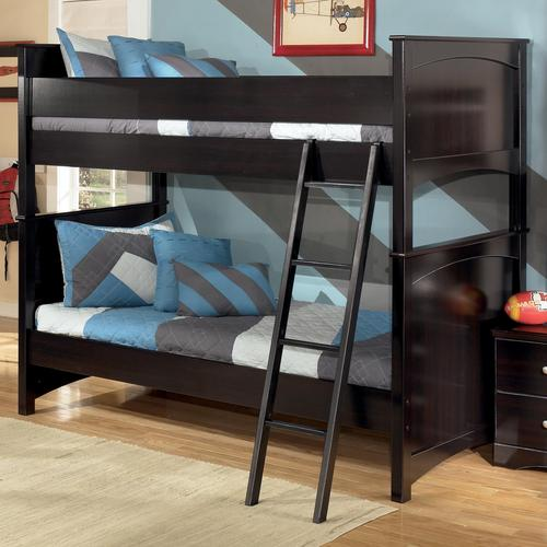 Embrace twin over full bunk bed