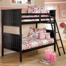 Jaidyn Twin Bunk Bed with Slats