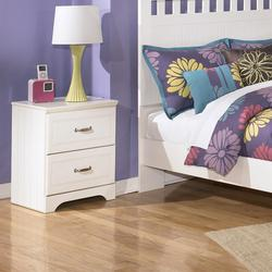 Lulu 2 Drawer Night Stand