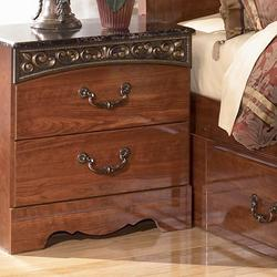 Fairbrooks Estate Night Stand with 2 Drawers