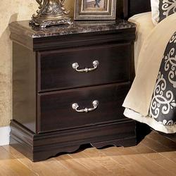 Esmarelda 2-Drawer Night Stand