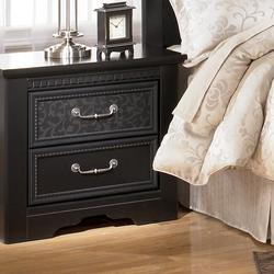 Cavallino 2 Drawer Nightstand