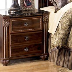 Gabriela 2-Drawer Night Stand
