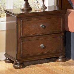 Portsquire 2-Drawer Night Stand