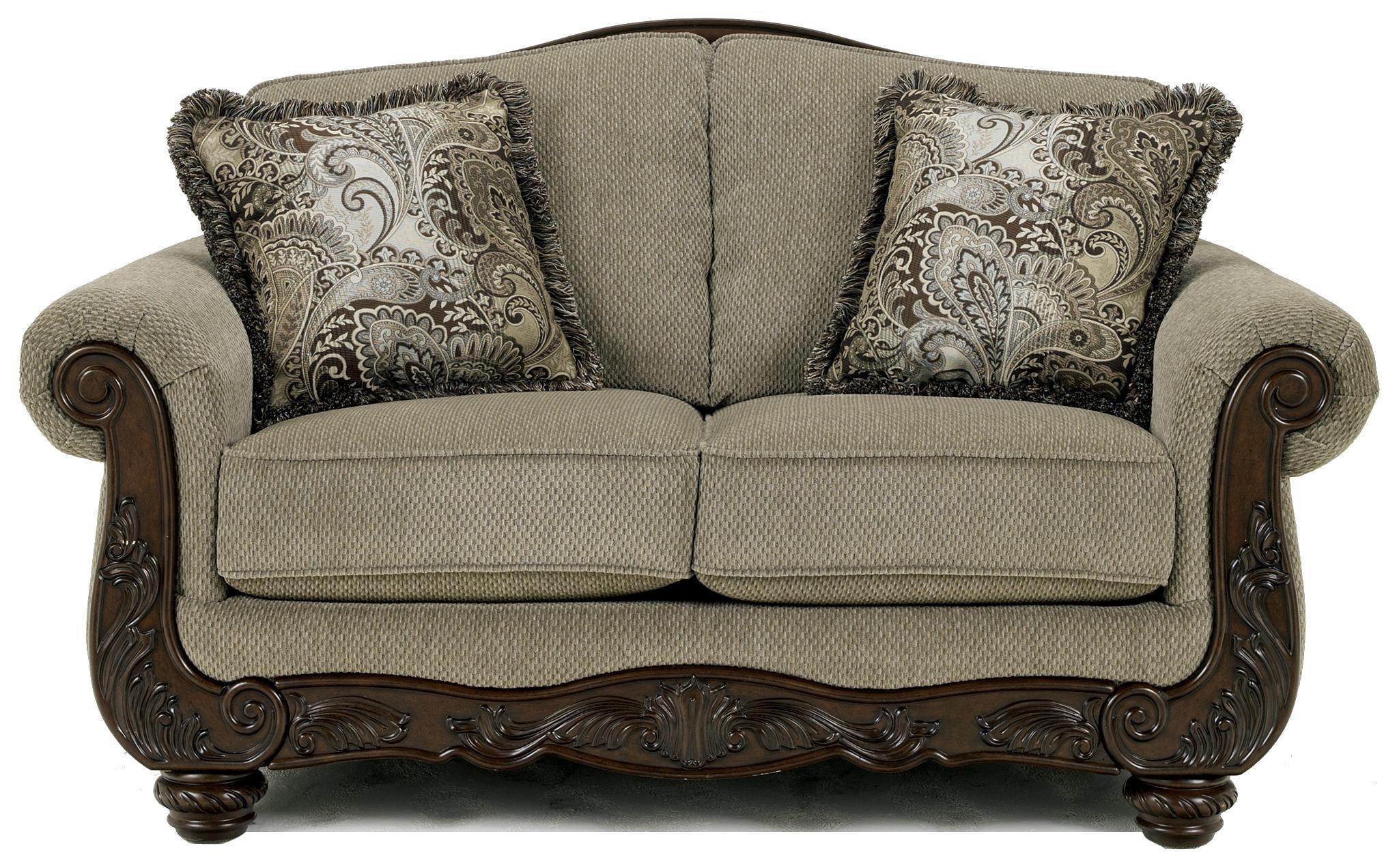 ashley sofa with wood trim Quotes
