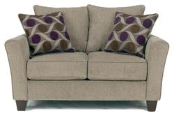 Trinsic - Pebble Contemporary Loveseat