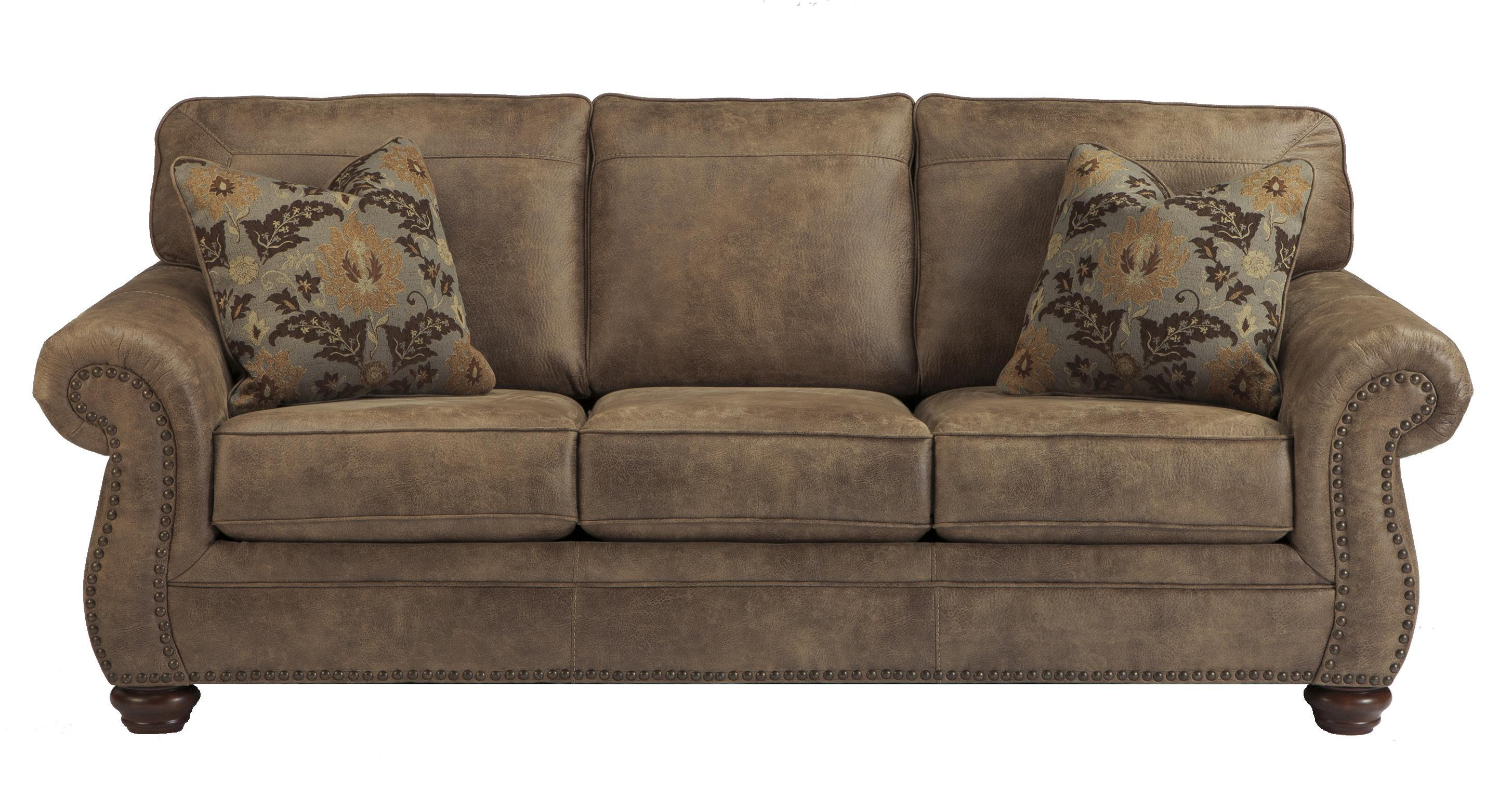 Larkinhurst - Earth Traditional Roll Arm Sofa