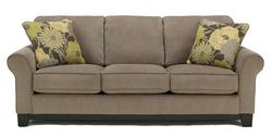 Riley - Slate Contemporary Stationary Sofa