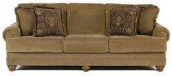 Stafford - Antique Traditional Stationary Sofa