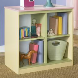 Doll House Loft Bin Storage