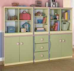 Doll House Modular Bookcase Unit