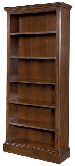 Porter Large Bookcase with 5 Adjustable Shelves