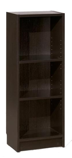 Honolulu - Espresso Medium Bookcase