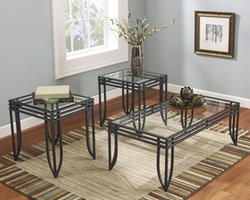 Exeter 3-in-1 Occasional Table Group