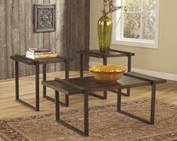 Salyersville Occasional Table Set