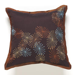 Sunburst Chocolate Pillow (6/CS)