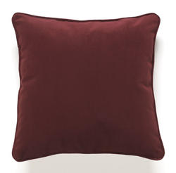 Viviana Burgundy Pillow (6/CS)