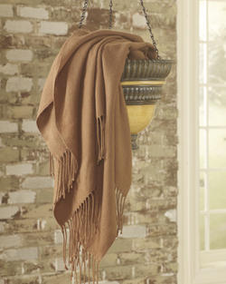 Ashton Amber Throw (3/CS)
