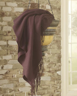 Ashton Eggplant Throw (3/CS)