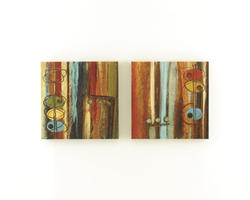 Ashanti Wall Art Set (2/CN)
