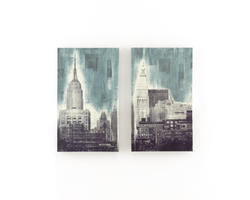 Anwar Wall Art Set (2/CN)