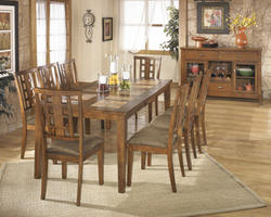 Tucker Tile Top Ext Dining Table