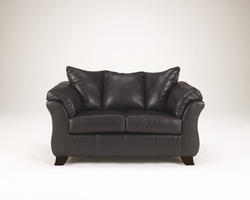 LoveSeat,ser_San Marco Durablend®,Signature Design by Ashley, Durablend® / Leather