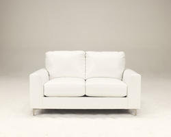 Kanoa Durablend® - Snow Loveseat
