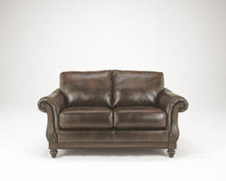 Lindale - DuraBlend Antique Loveseat