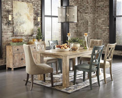 Mestler Rectangular DiningTable