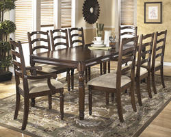 Belcourt Dining Room Extension Table