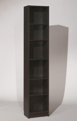 Honolulu Espresso Extra Large Bookcase