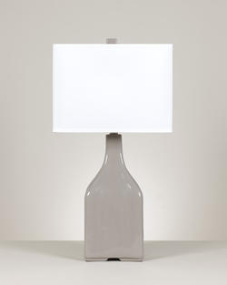 Quilla Ceramic Table Lamp (2/CN)