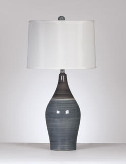 Niobe Ceramic Table Lamp (2/CN)