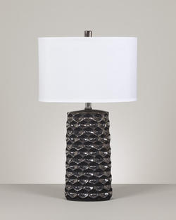 Quin Ceramic Table Lamp (2/CN)