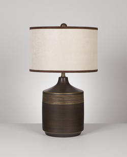 Karissa Ceramic Table Lamp (2/CN)