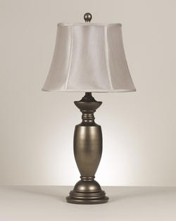 Ruth Metal Table Lamp (2/CN)