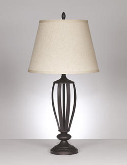 Mildred Metal Table Lamp (2/CN)