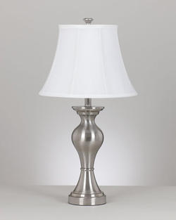 Rishona Metal Table Lamp (2/CN)