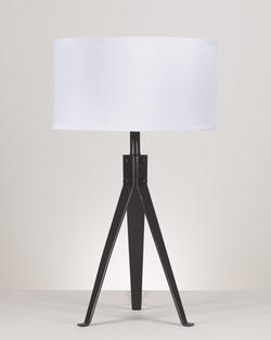 Ponder Metal Table Lamp (2/CN)