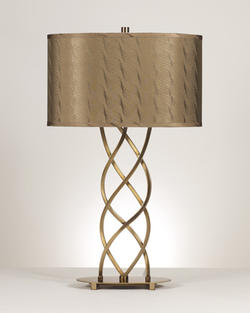Rhonda Metal Table Lamp (2/CN)