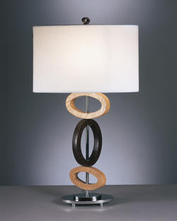 Etana Poly Table Lamp (2/CN)