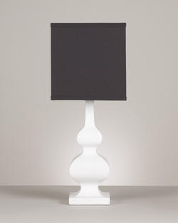 Rachelle Poly Table Lamp (2/CN)