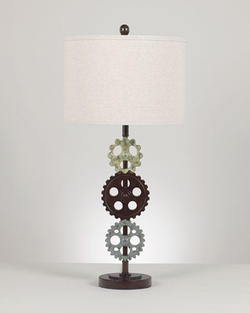 Rachina Poly Table Lamp (2/CN)